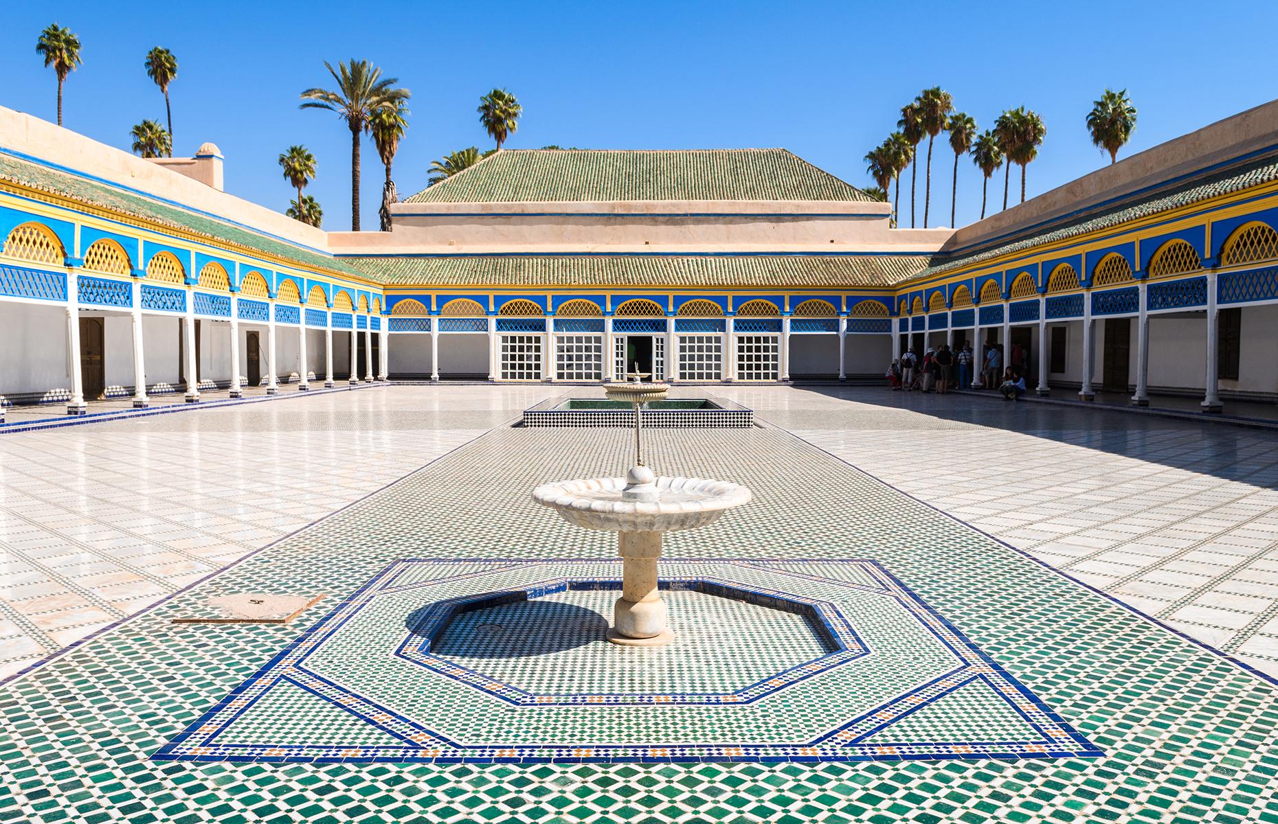 Bahia Palace (Image: Jon Chica/Shutterstock)