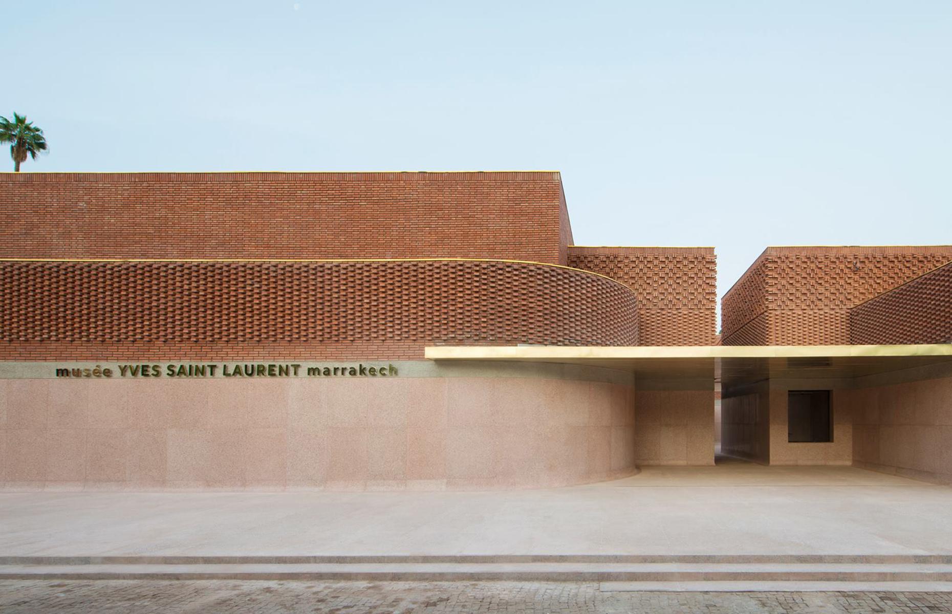 Musée Yves Saint Laurent in Marrakech (Image: Musée Yves Saint Laurent Marrakech/Facebook)