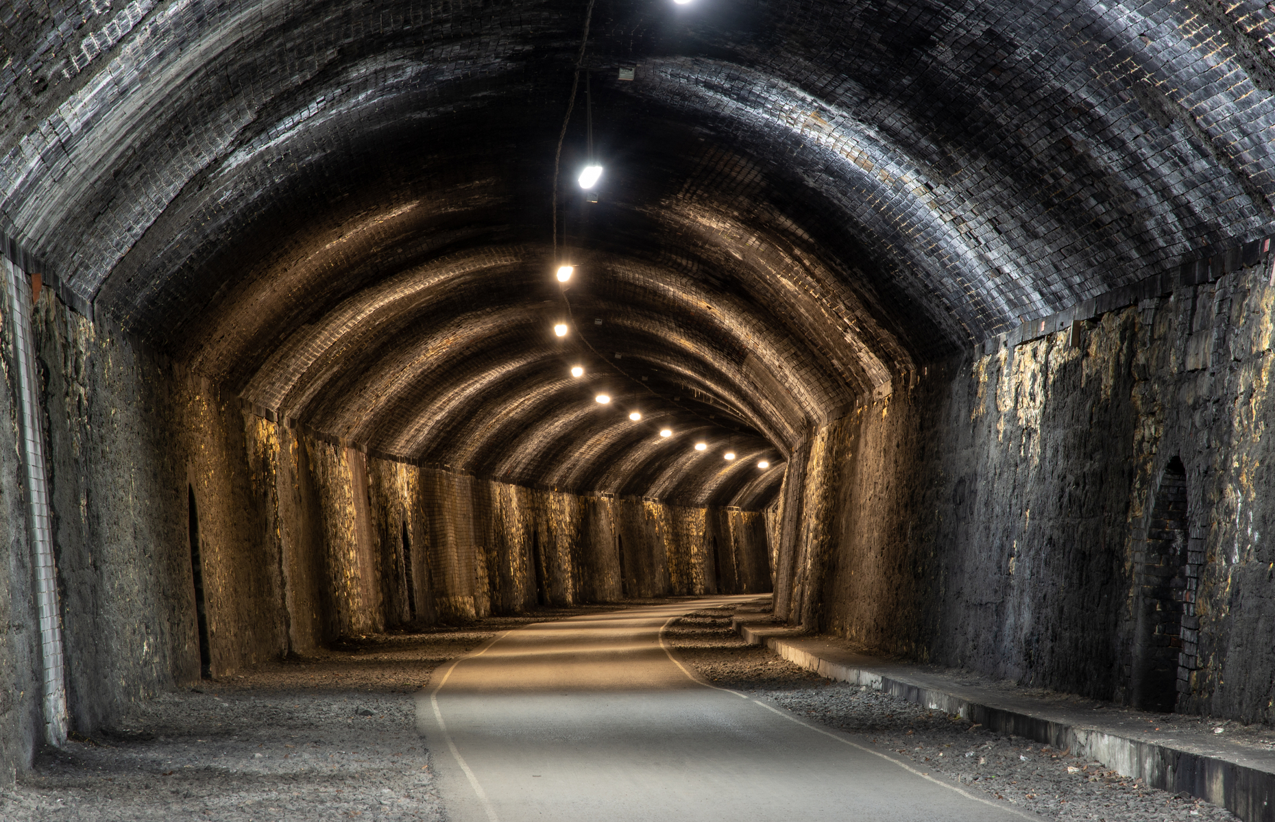 Tunnel along the Monsal Trail (Image: Joe Dunckley/Shutterstock)