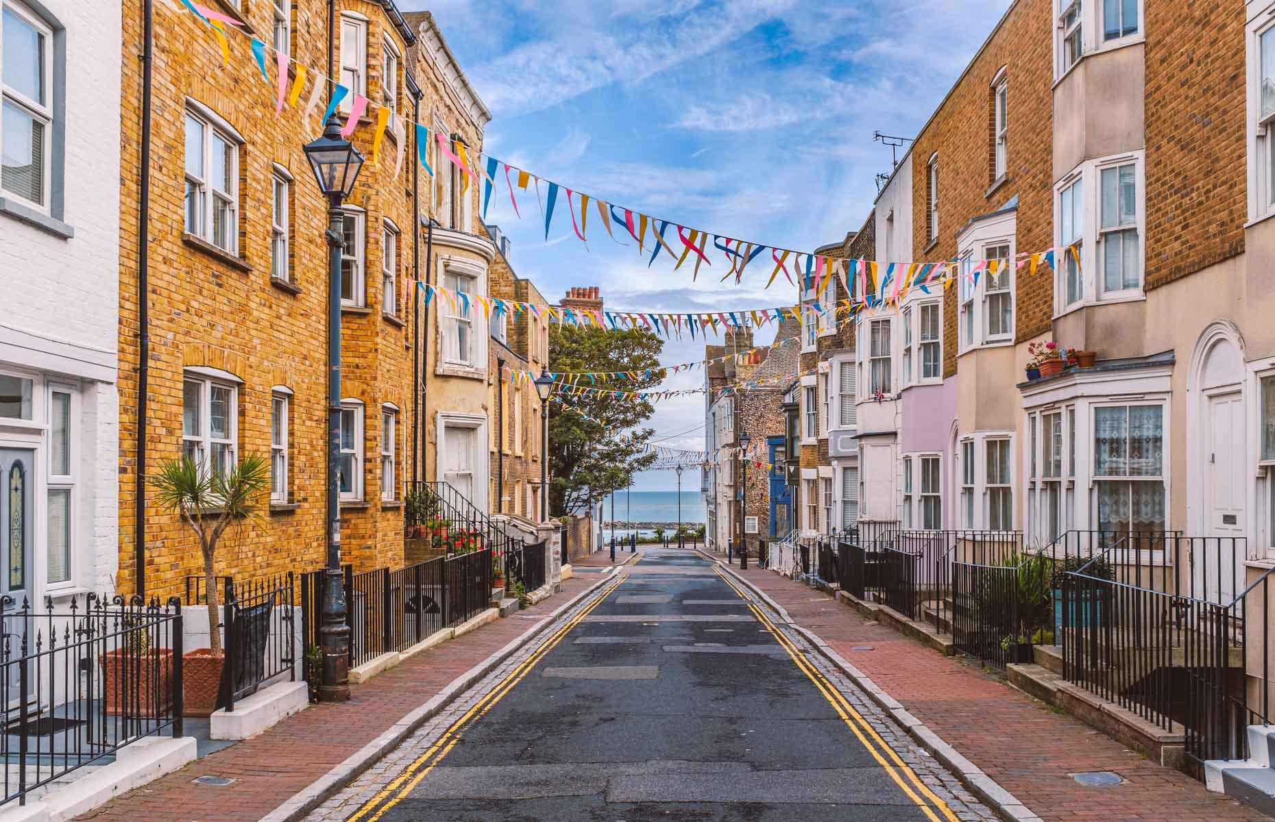 Street in Ramsgate (Image: Christine Bird/Shutterstock)
