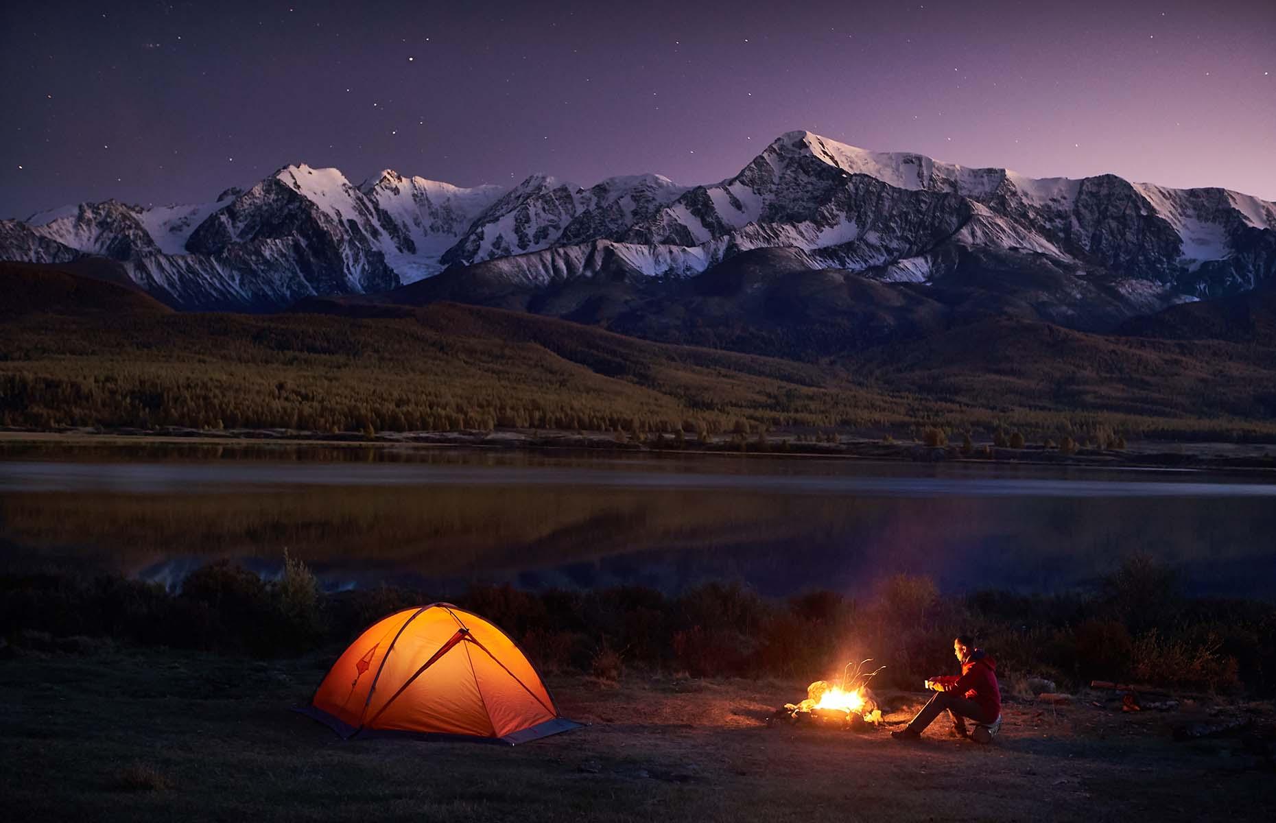 Go on a nighttime hike (Image: Stas Tolstnev/Shutterstock)