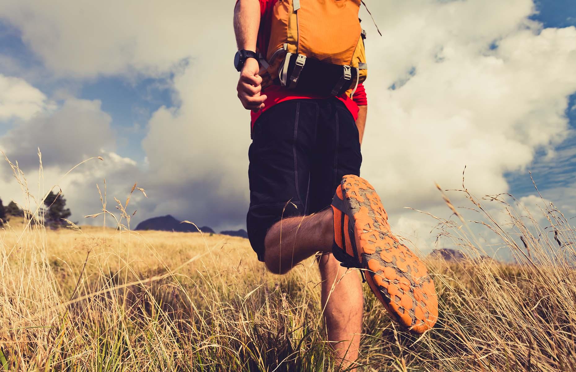 Go on a multi-day running journey (Image: Blazej Lyjak/Shutterstock)