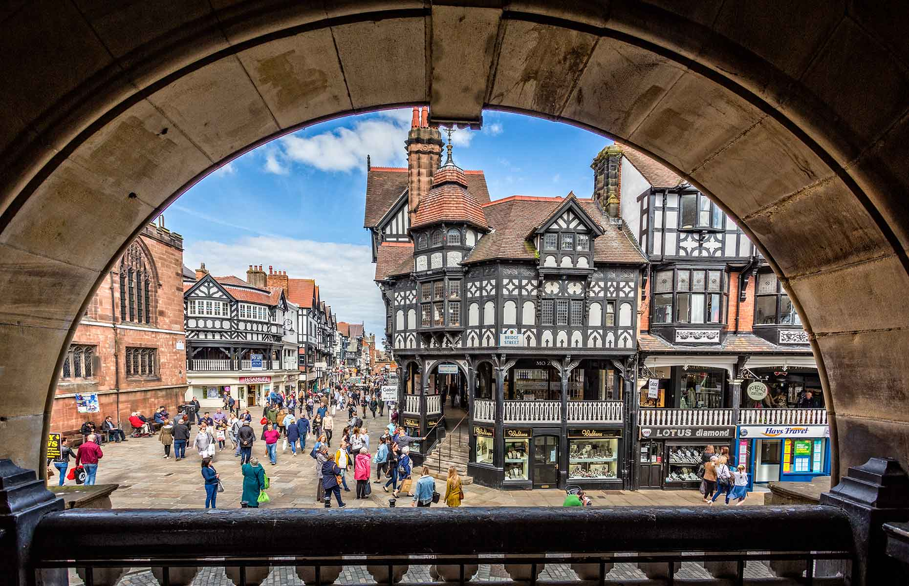Chester (Image: Nigel Jarvis/Shutterstock)
