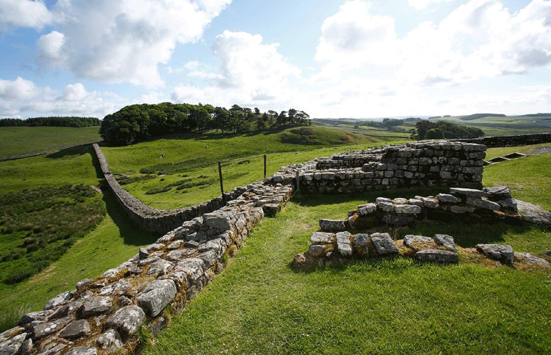 Housesteads Roman Fort (Image: English Heritage)
