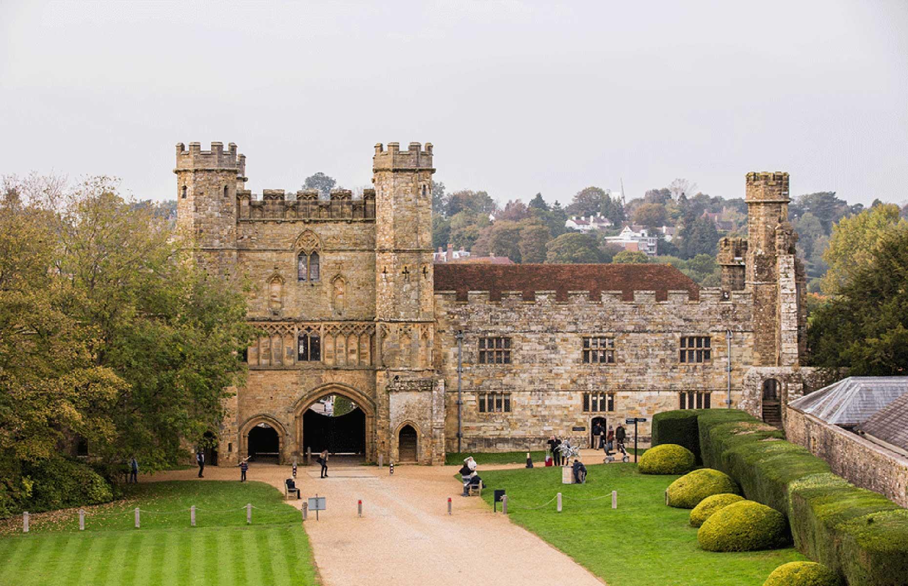 Battle Abbey (Image: English Heritage)