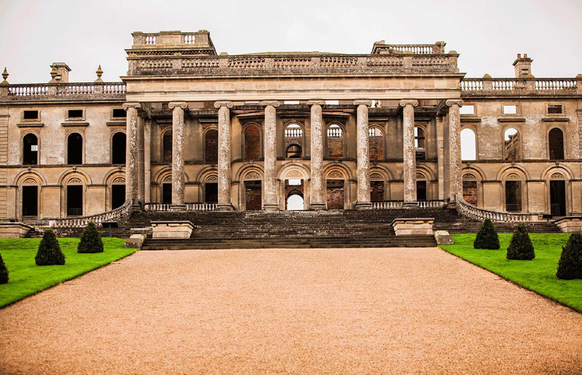 Witley Court (Image: English Heritage)