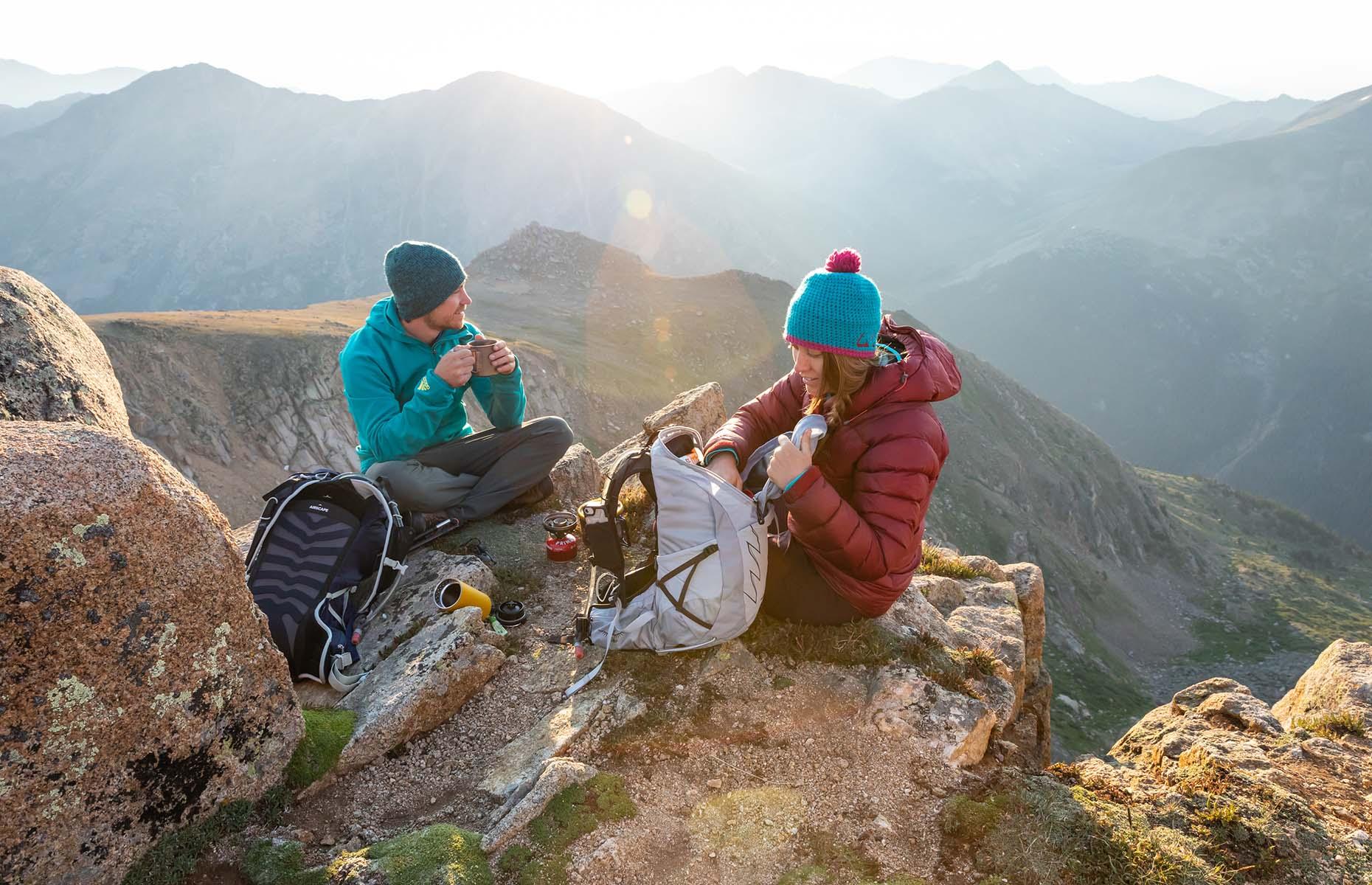 Win an Osprey hiking bundle worth £220