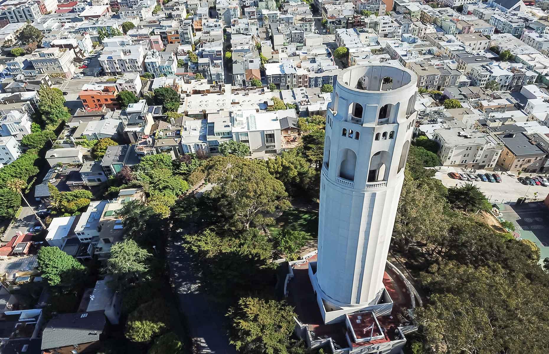 Coit Tower (Image: Trong Nguyen/Shutterstock)