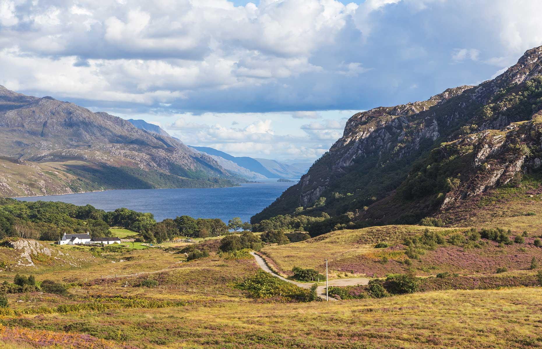 Assynt countryside (Image: EyesTravelling/Shutterstock)