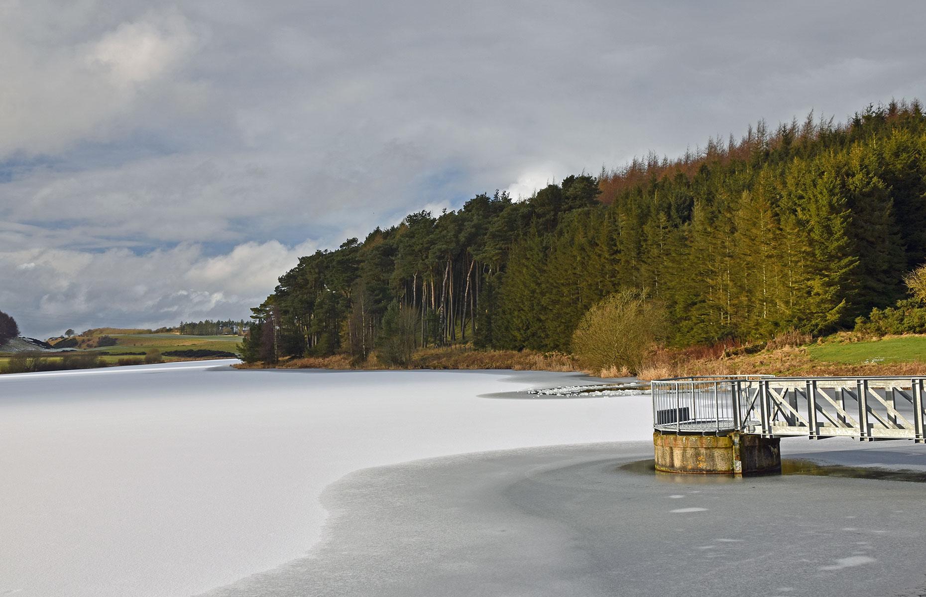 Clatto Reservoir (Image: D MacDonald/Shutterstock)