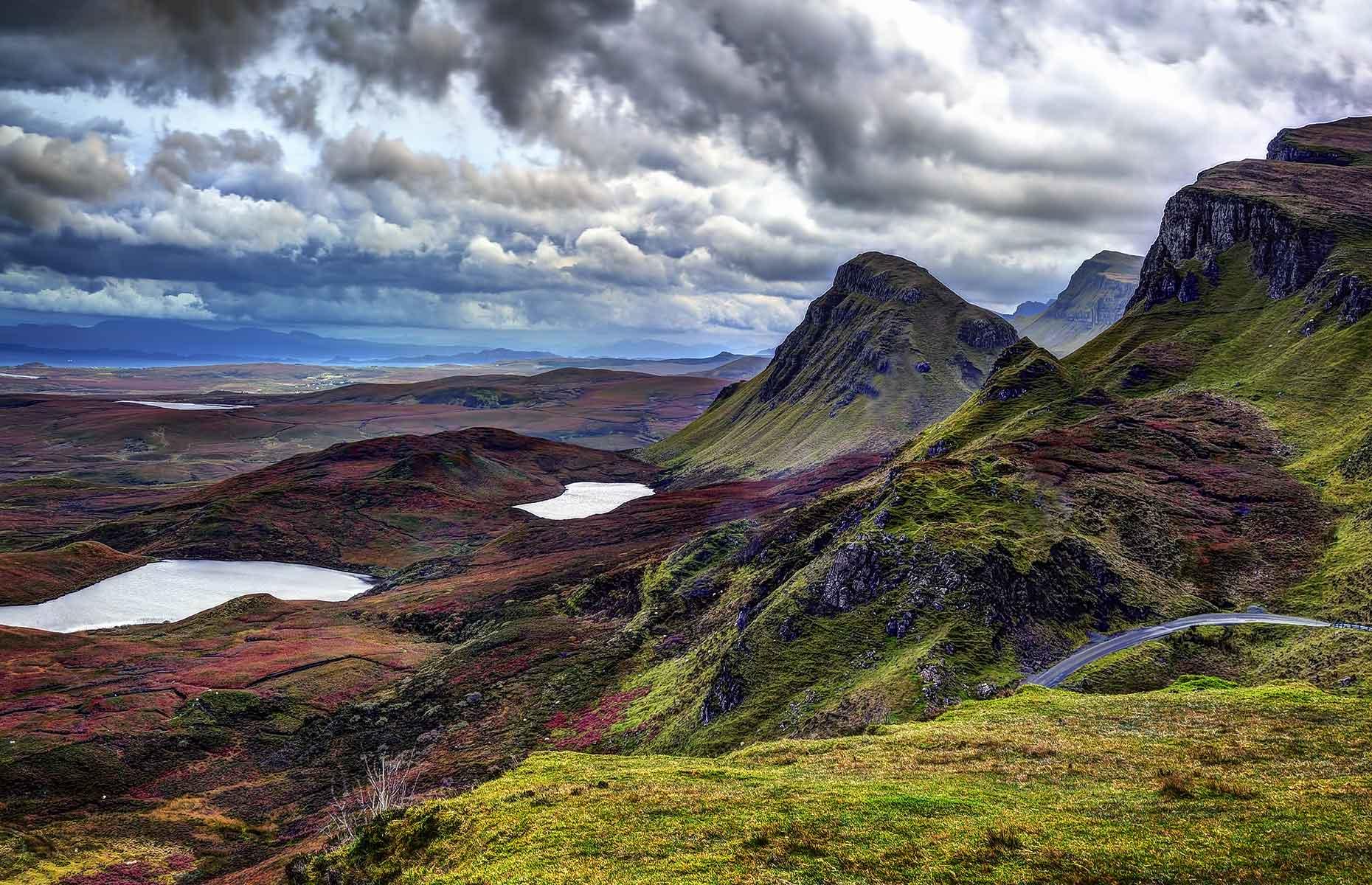 Quiraing, Isle of Skye (Image: Sergejus Lamanosovas/Shutterstock)