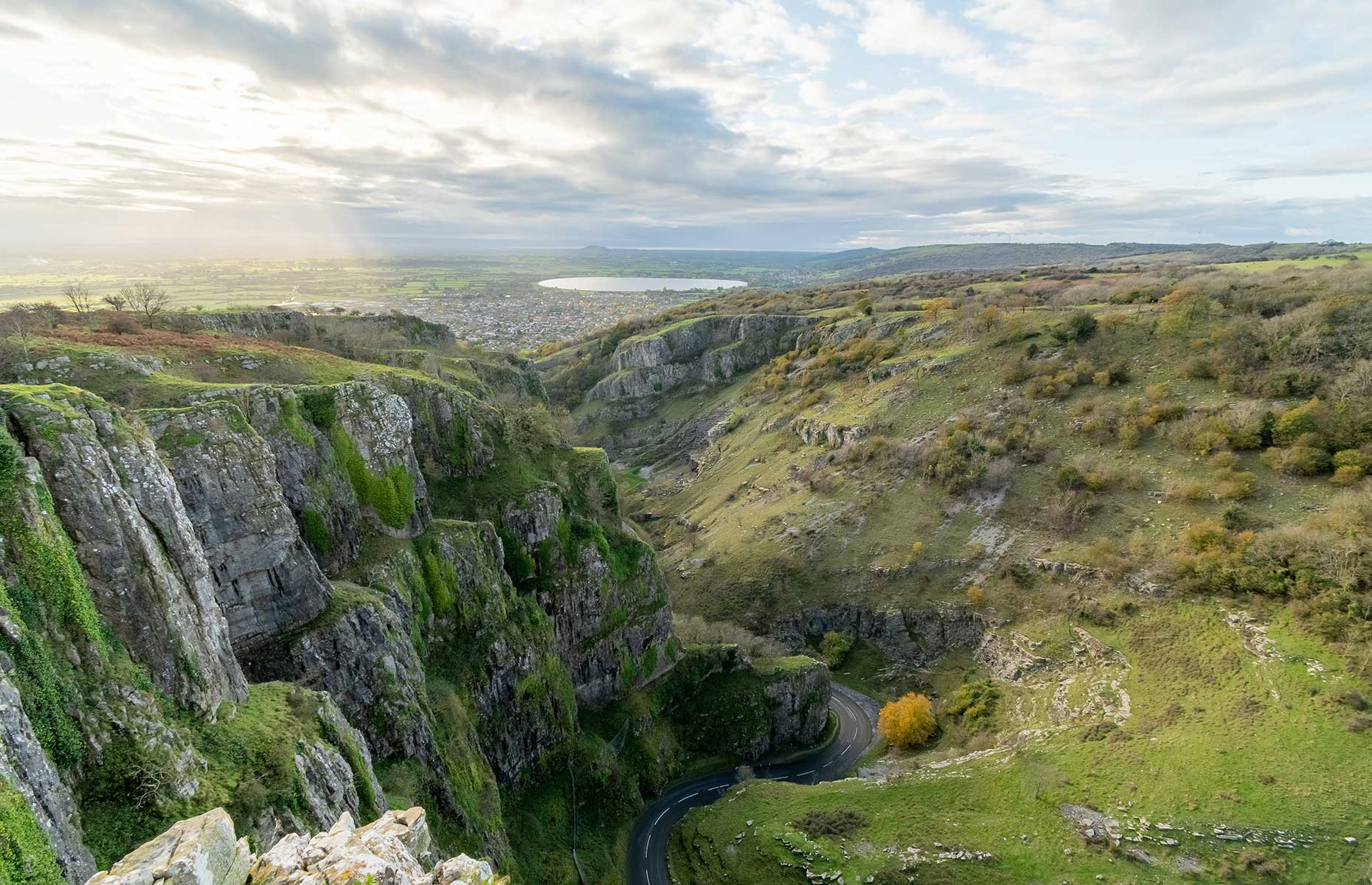 Mendip Hills (Image: Tom Meaker/Shutterstock)