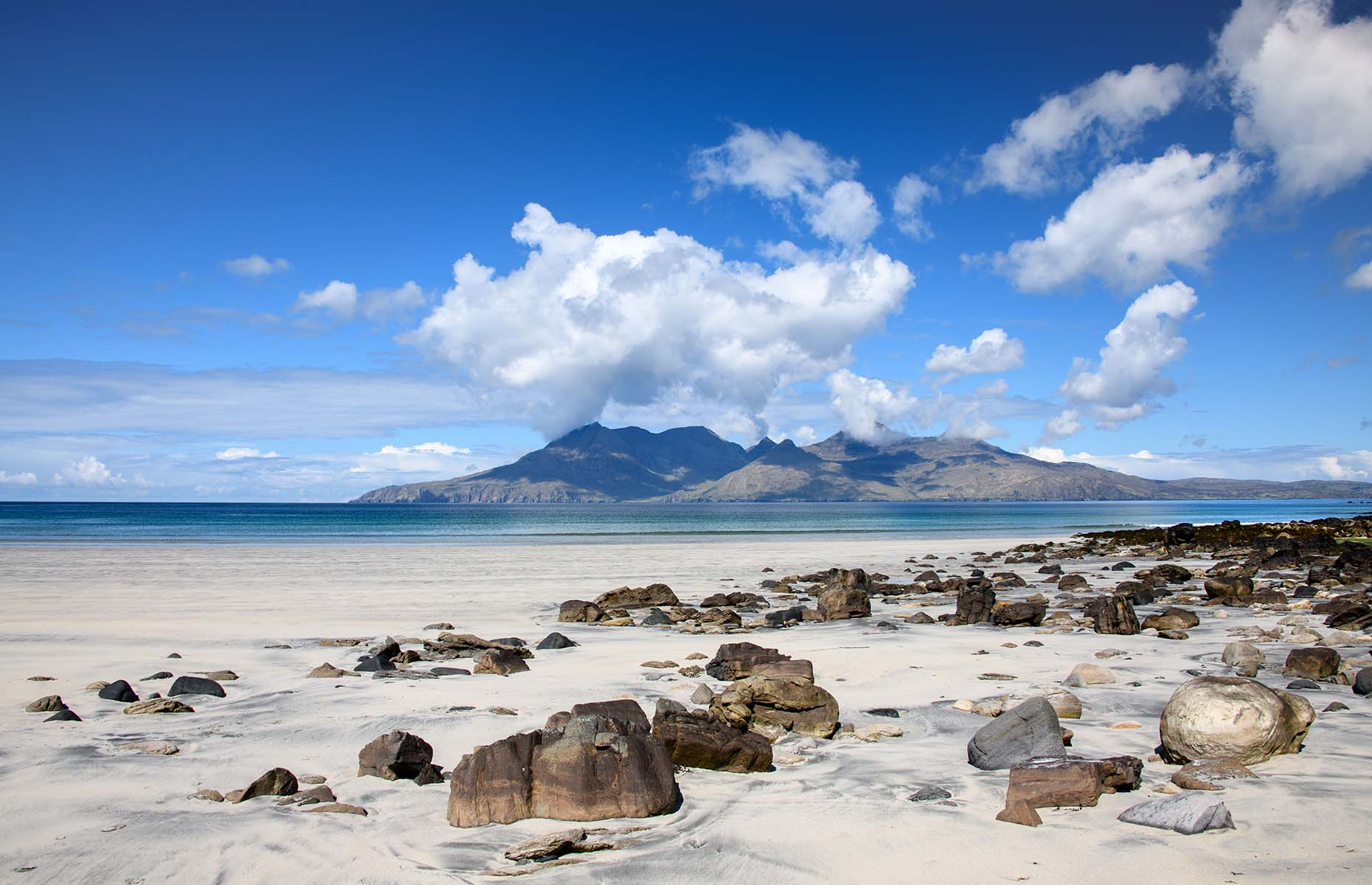 Isle of Eigg in Scotland (Image: Gwyneth Bell/Shutterstock)