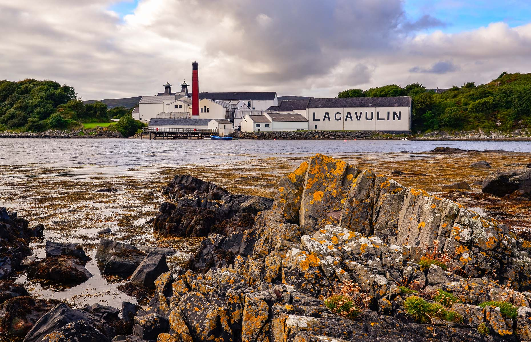 Lagavulin distillery on the Isle of Islay in Scotland (Image: Martin M303/Shutterstock)