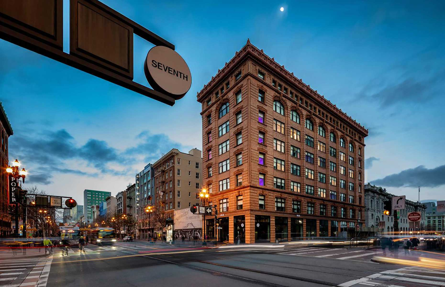 YOTEL San Francisco (Image: Yotel San Francisco/booking.com)