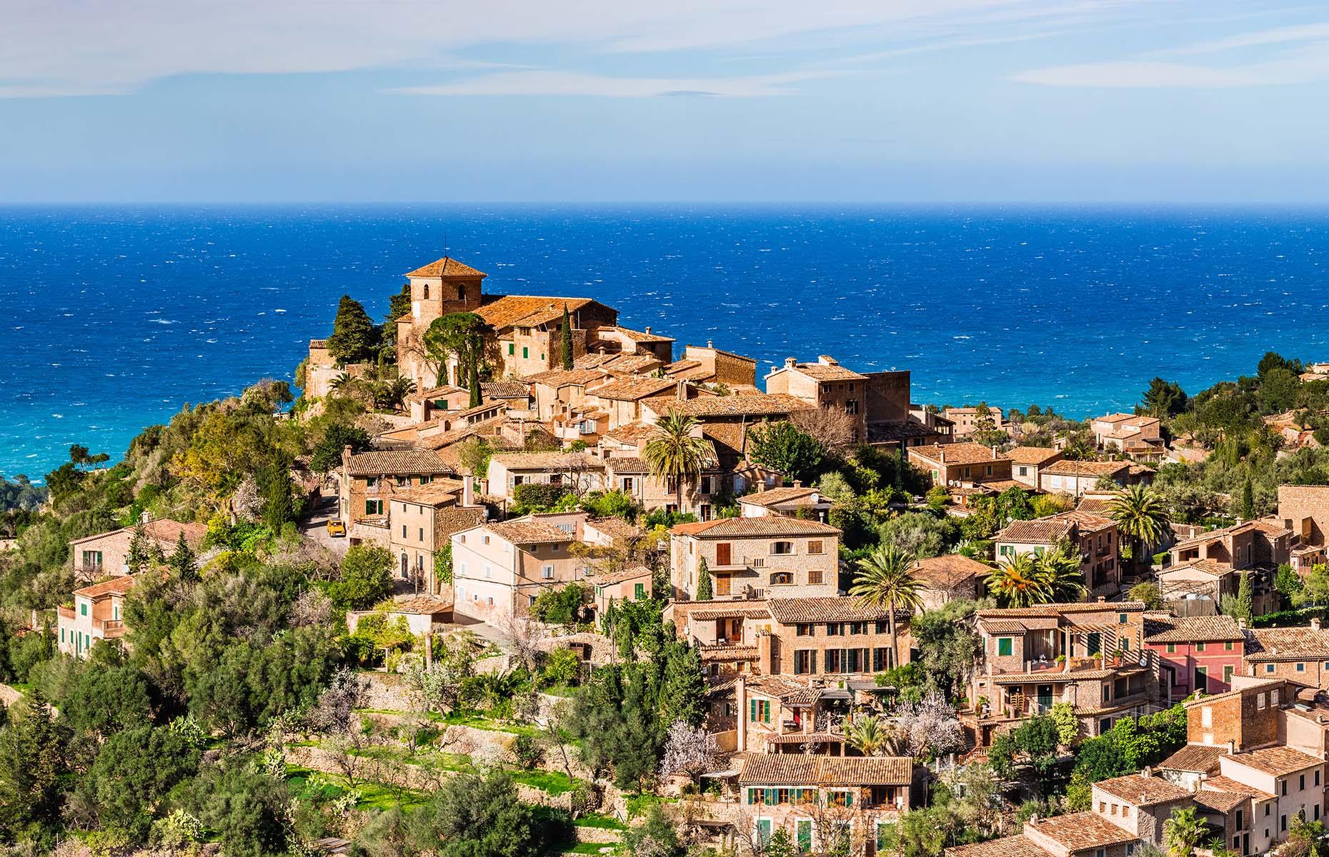 Deià in Mallorca (Image: vulcano/Shutterstock)