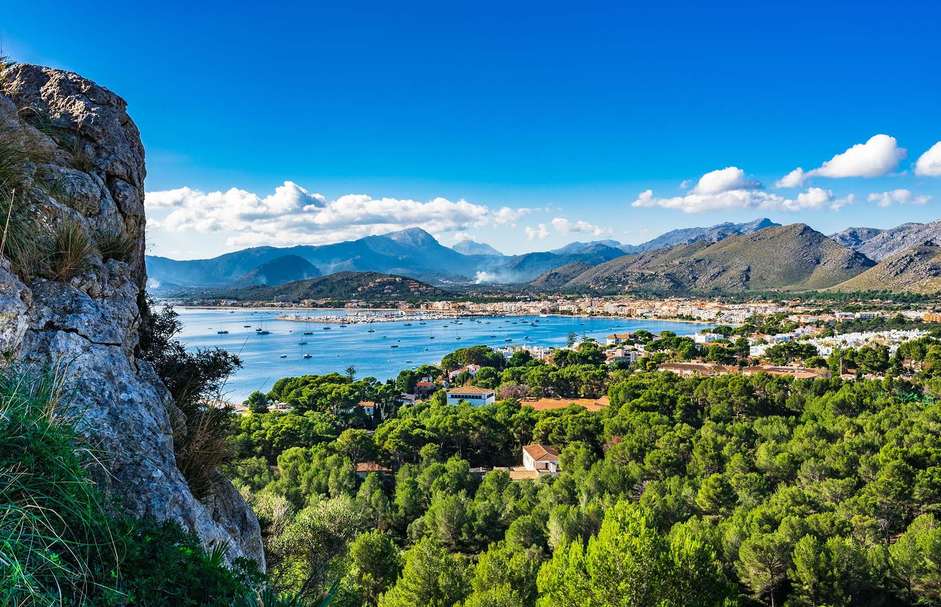 Pollenca in Mallorca (Image: vulcano/Shutterstock)