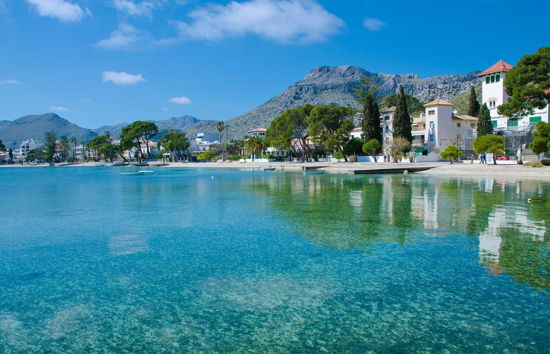 Port de Pollenca in Mallorca (Image: Rafael Martin-Gaitero/Shutterstock)