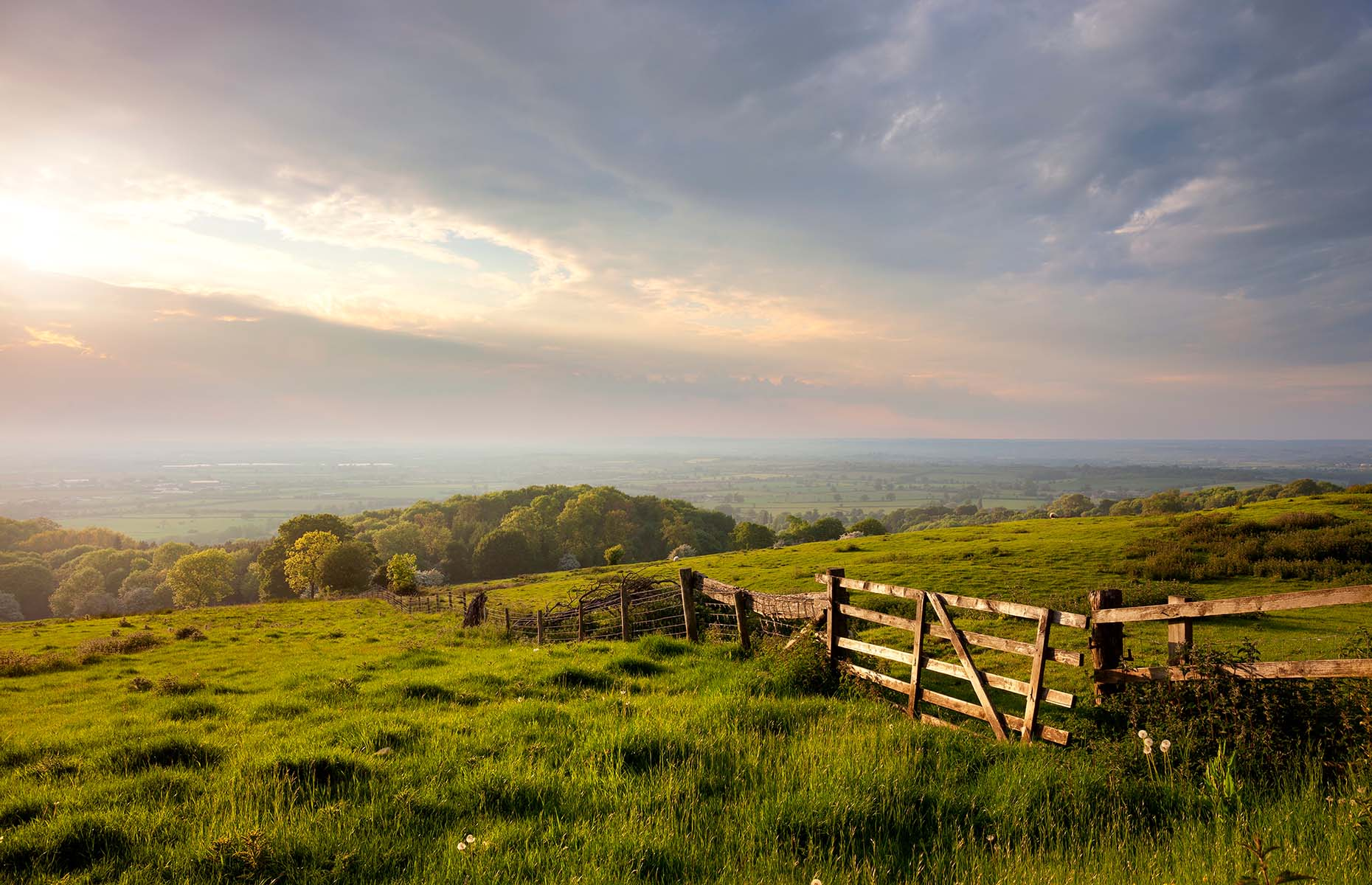 North Cotswolds landscape (Image: Andrew Roland/Shutterstock)