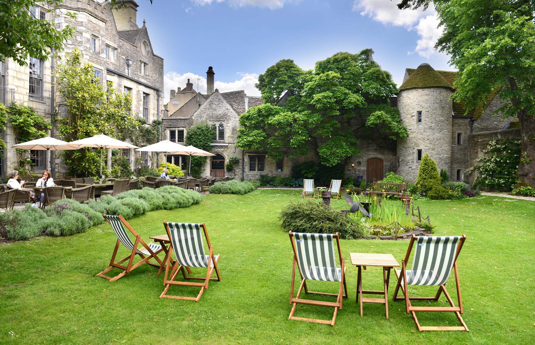 The Close hotel in the Cotswolds