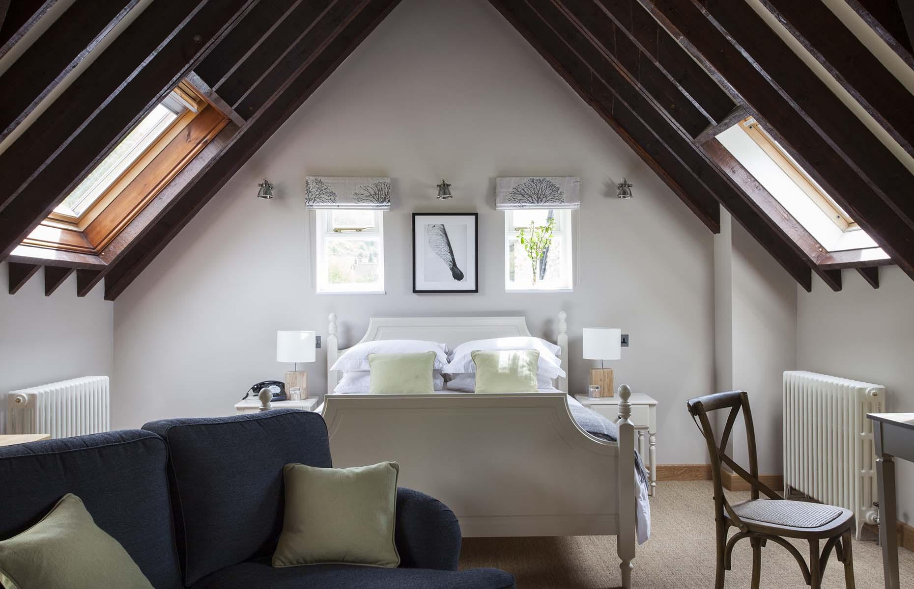 Suite at the Tudor Farmhouse