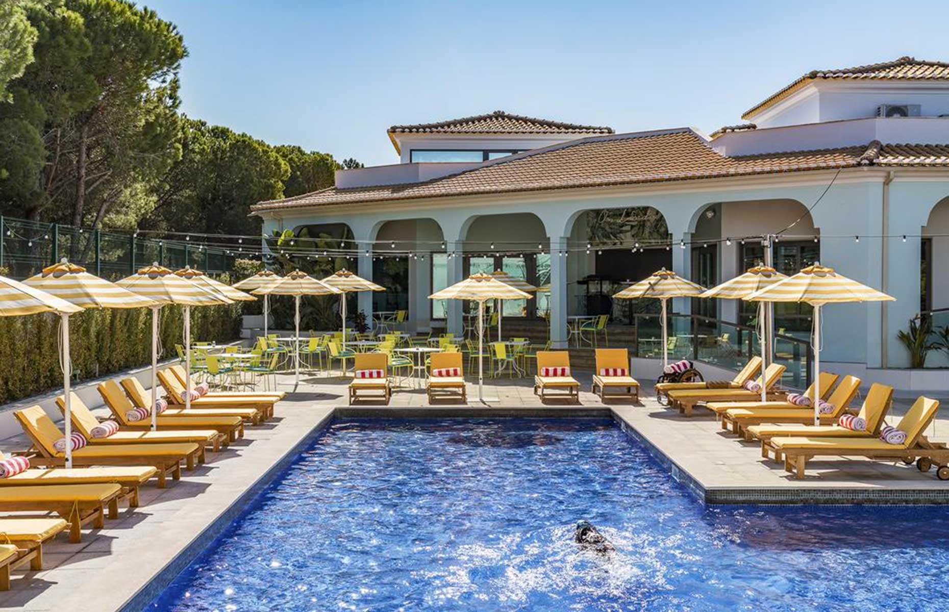 The Magnolia hotel, Portugal's Algarve (Image: The Magnolia Hotel/booking.com)