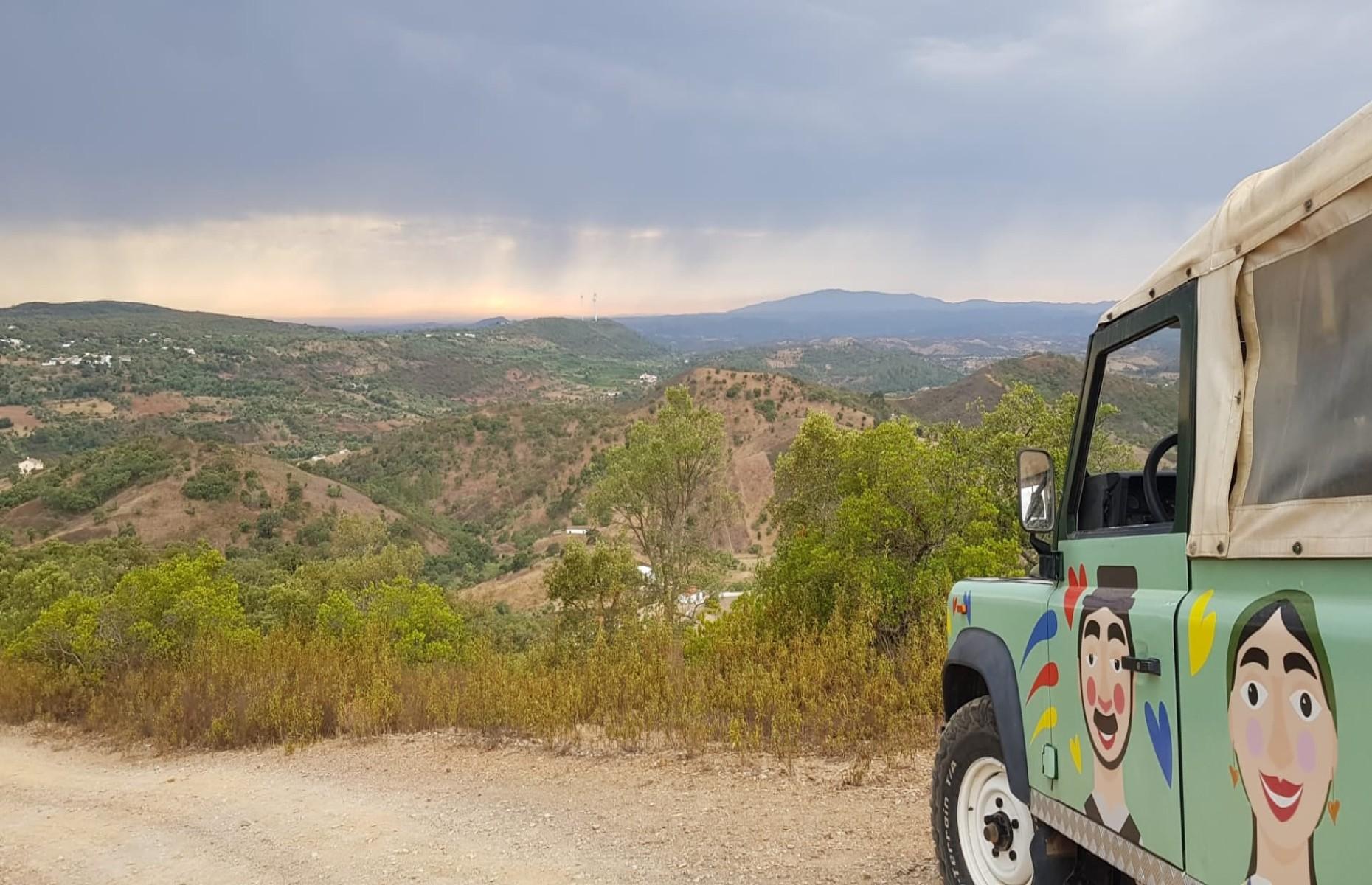 Extremo jeep (Image: Extremo Ambiente/Facebook)