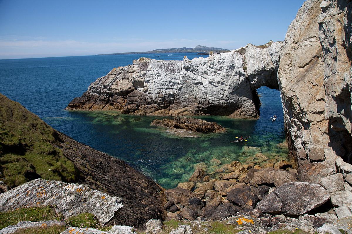 Holy Island, Wales