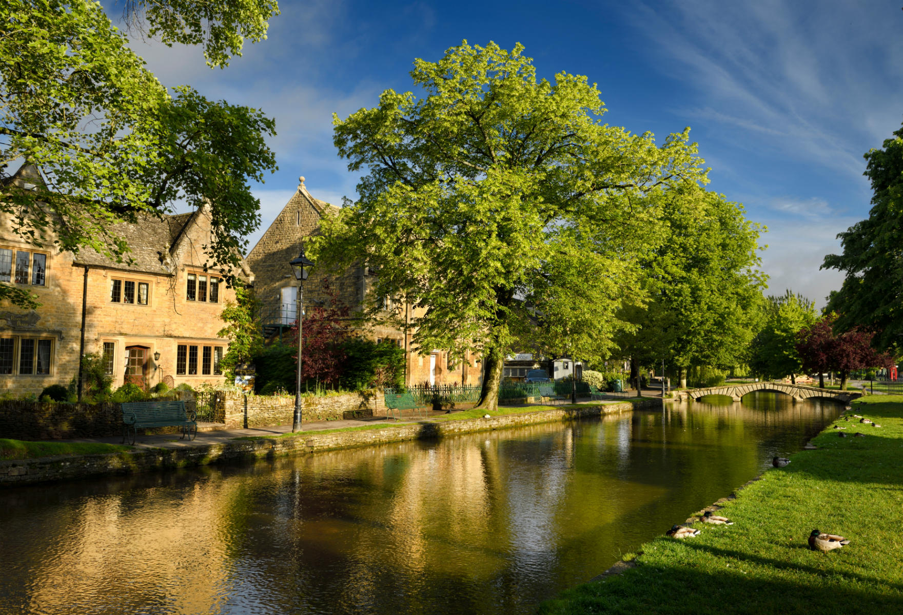 Bourton on the Water (credit: Reimar/Shutterstock)