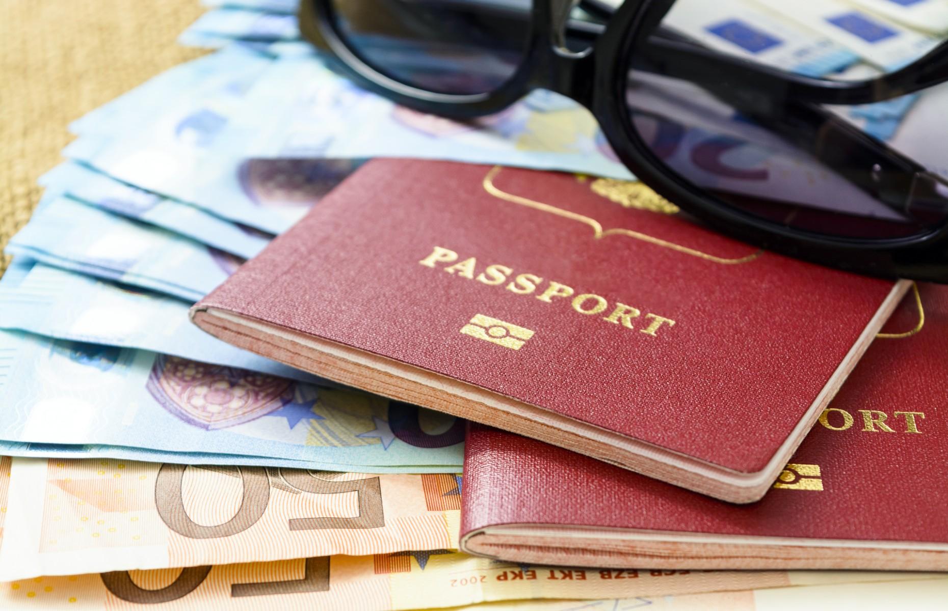 Travel documents and passport (Image: Ruslan Galiullin/Shutterstock)