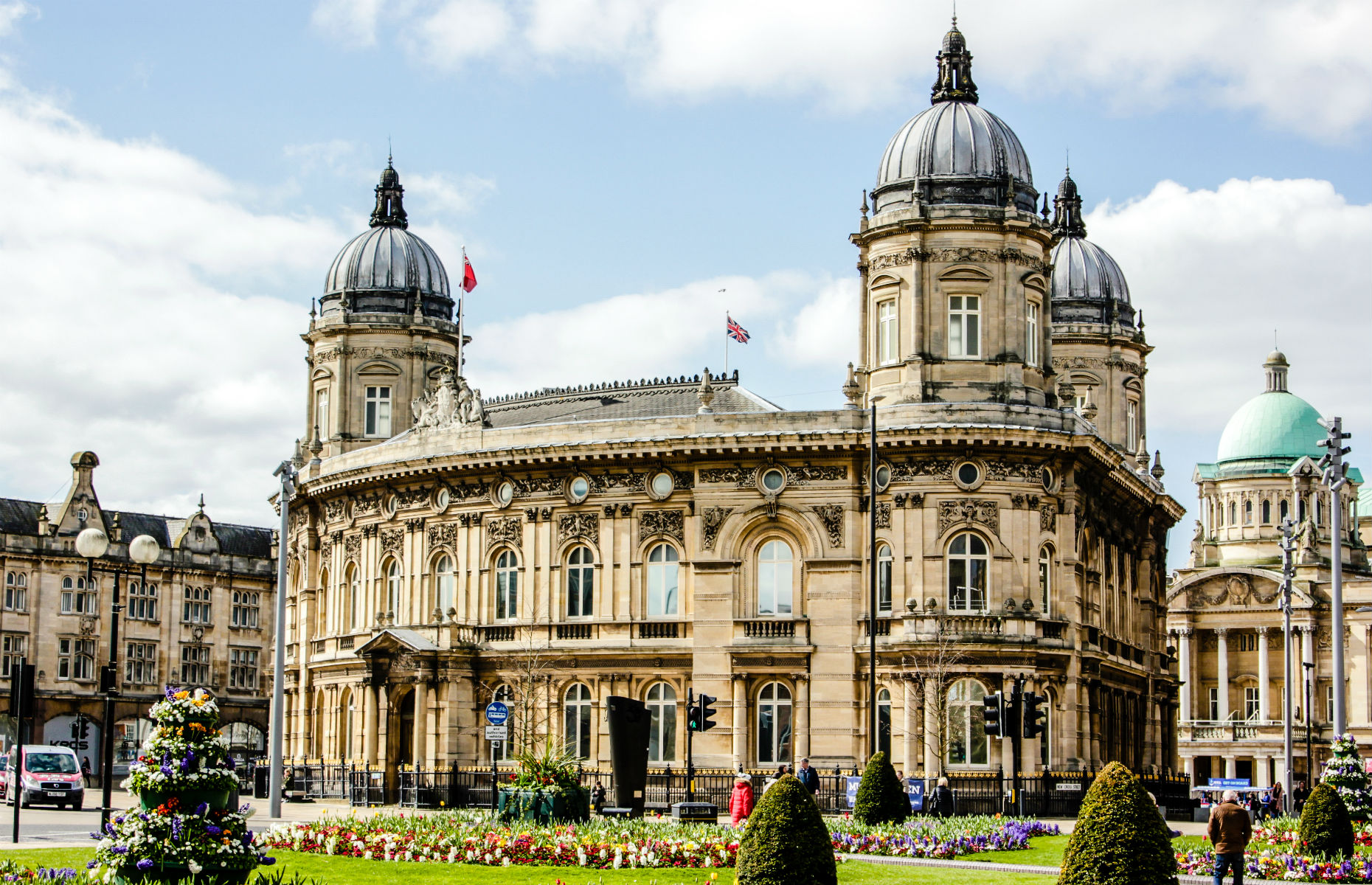 Hull town centre and Maritime Museum (Image: Zhanna Briede/Shutterstock)