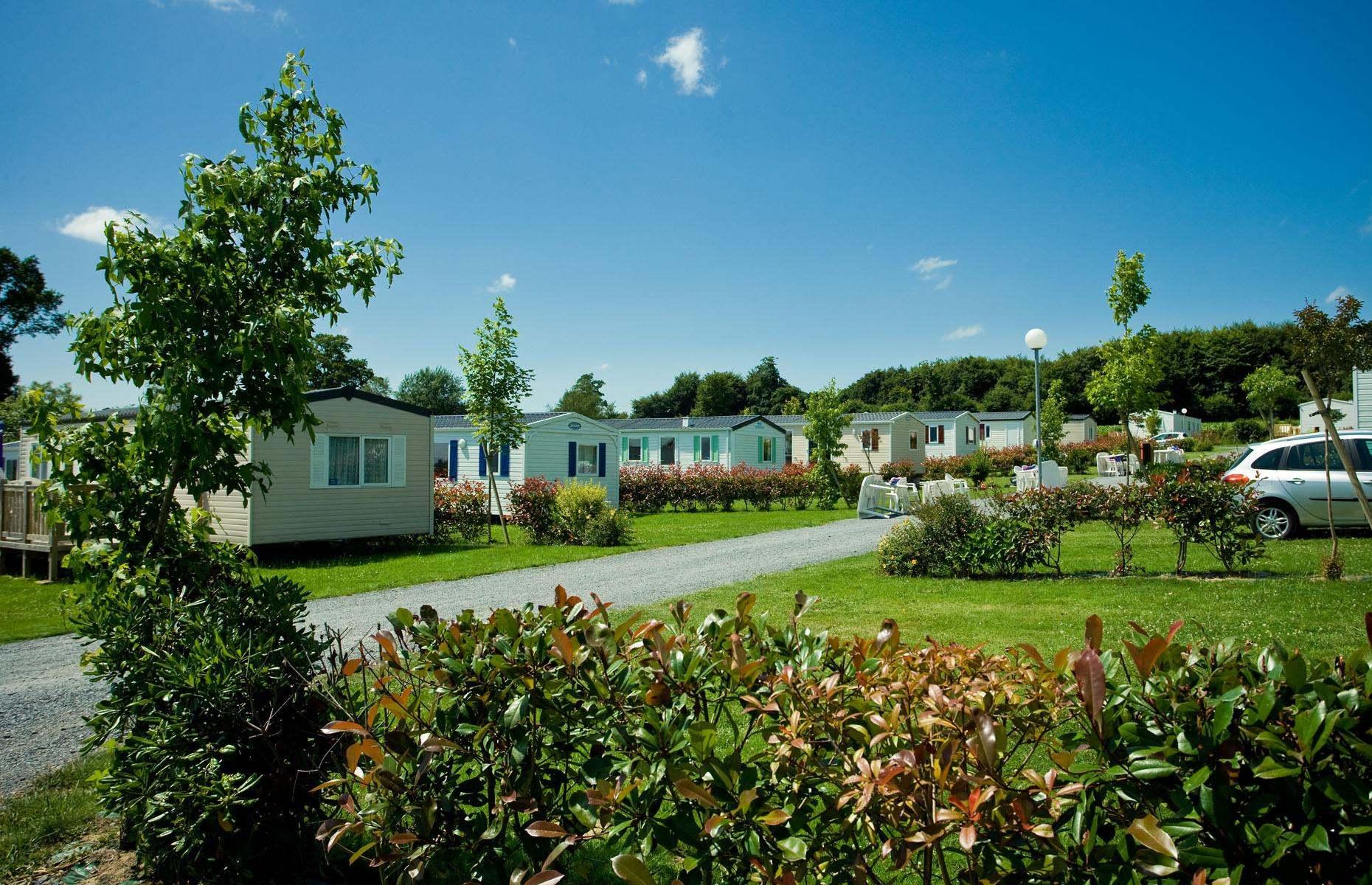 Campsite in Normandy (Image: Siblu)