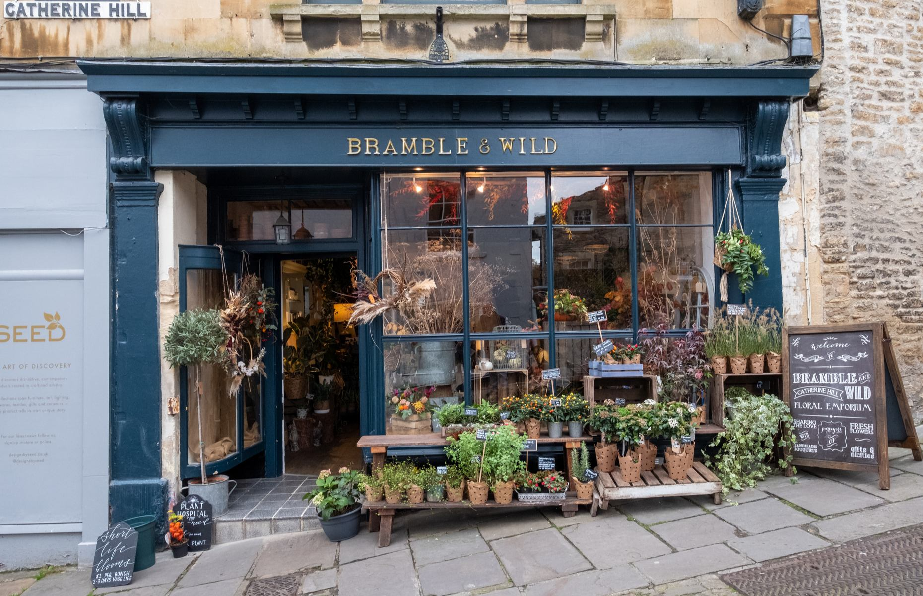 Shop in Frome (Image: Lois GoBe/Shutterstock)