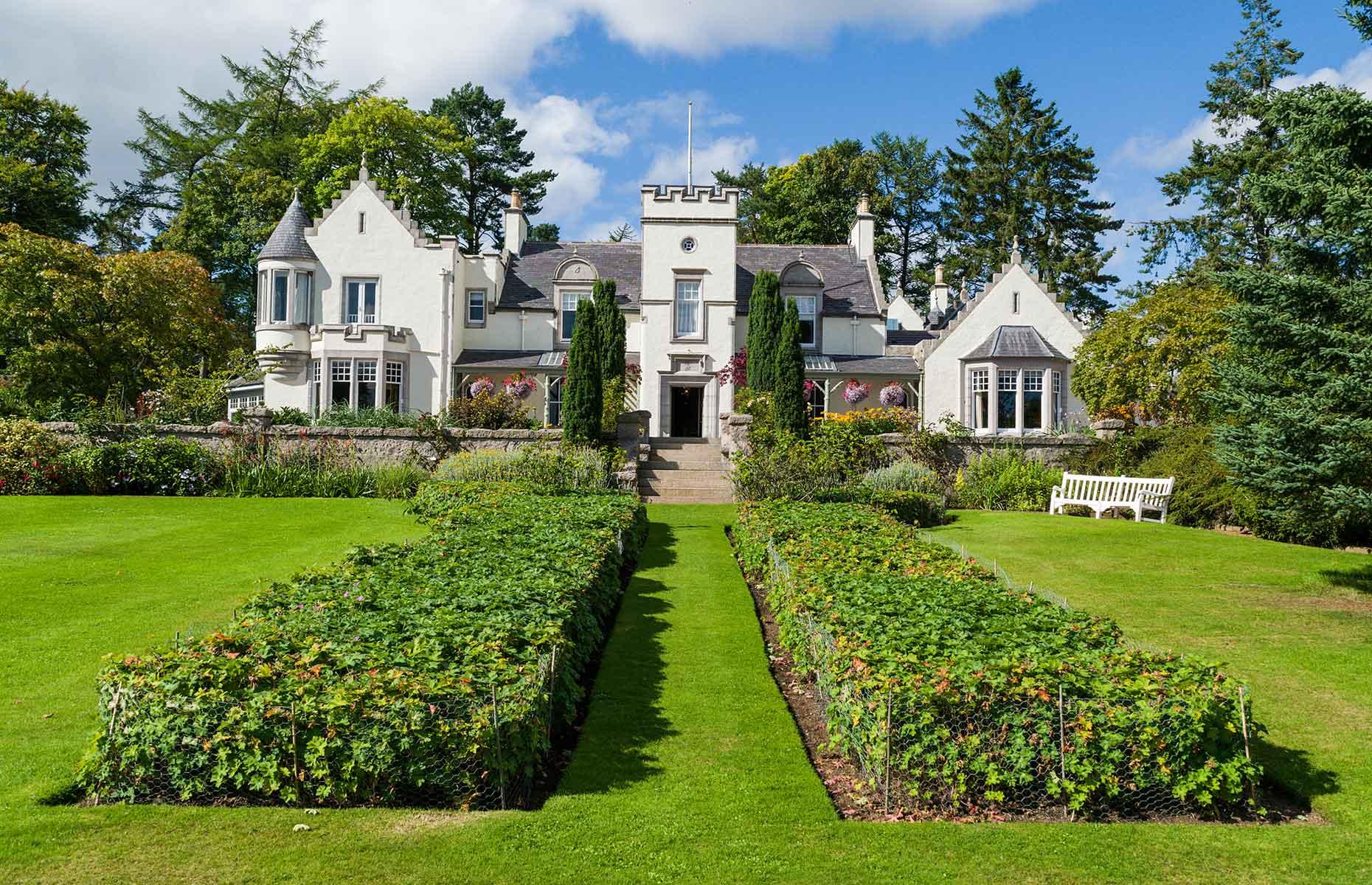 Douneside House, Aberdeenshire