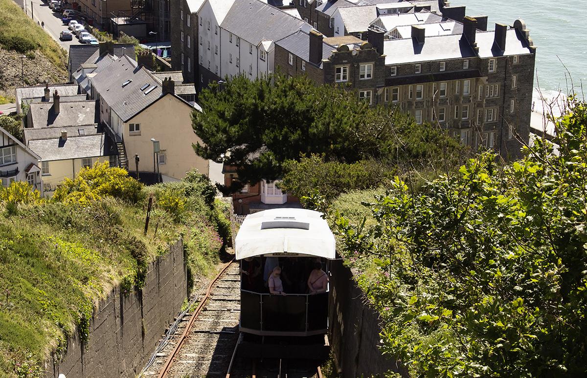 Aberystwyth funicular