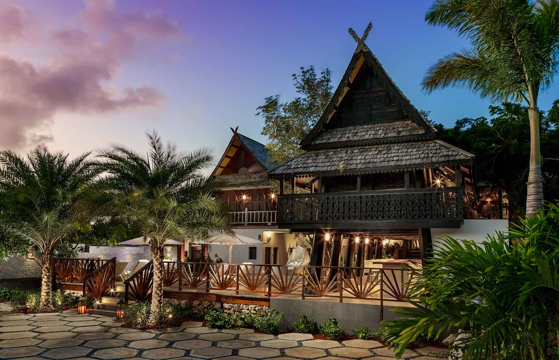 Zemi Beach House Resort & Spa, Thai spa