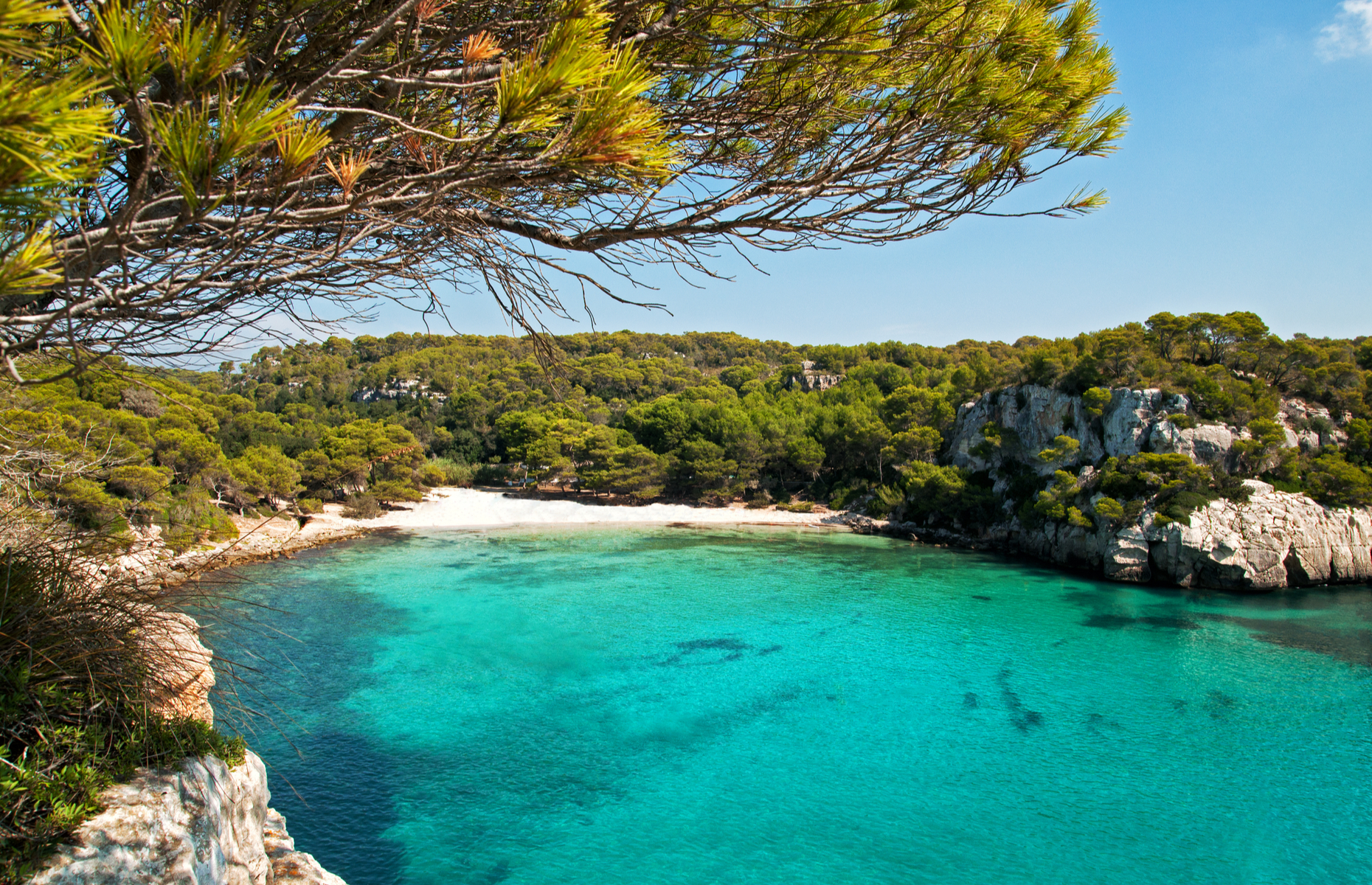 7 of the best beaches on the Balearic Islands