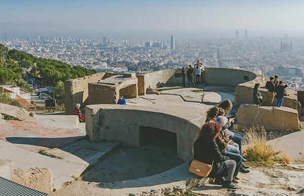 Bunkers del Carmel, Barcelona