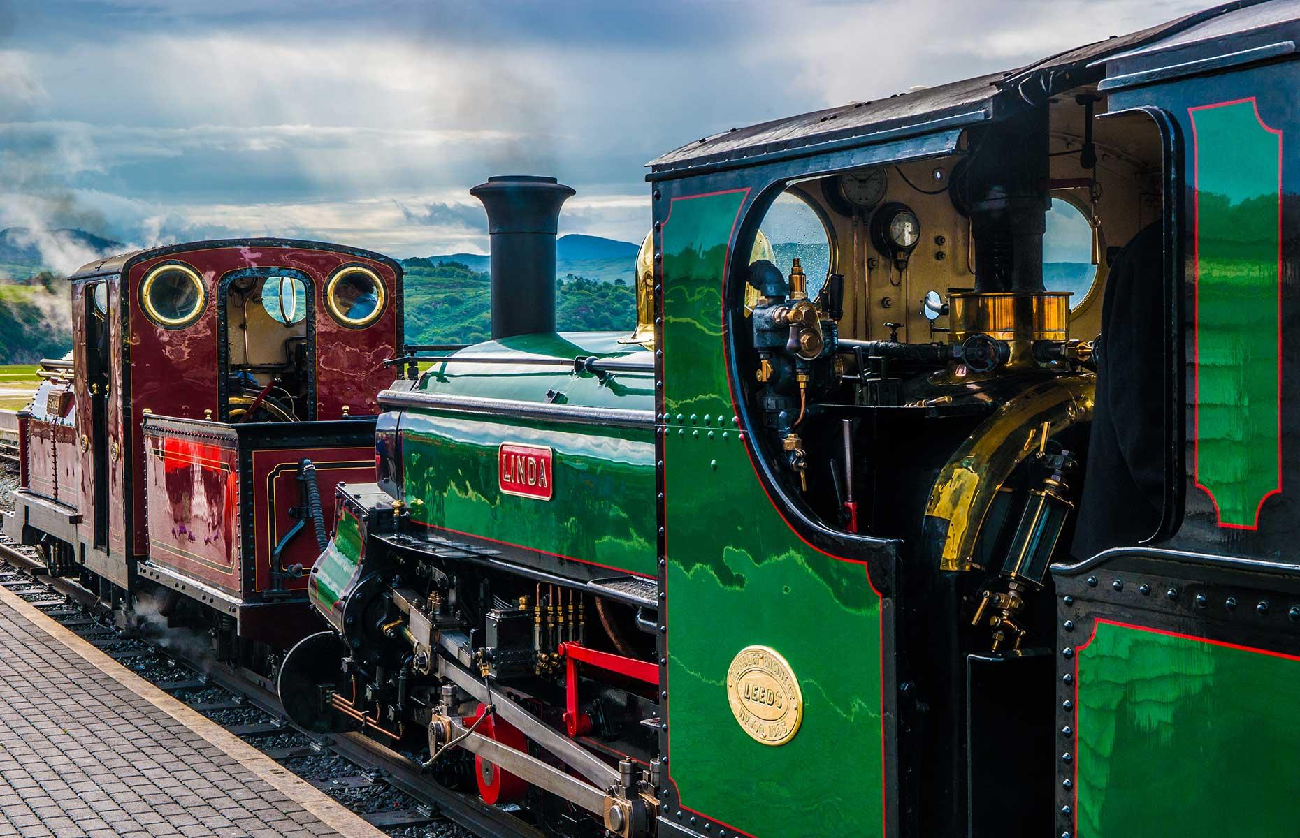 Festiniog and Welsh Highland Railway