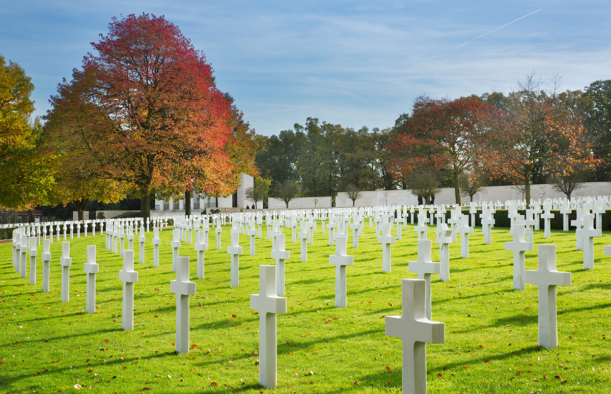 American Cemetery, Cambridge