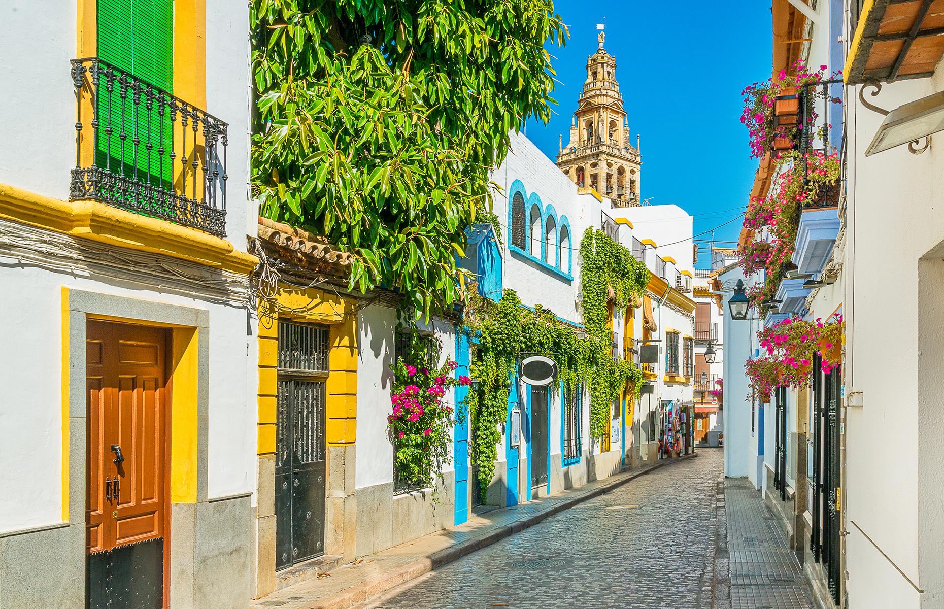 Judería de Córdoba (Image: Stefano_Valeri/Shutterstock)
