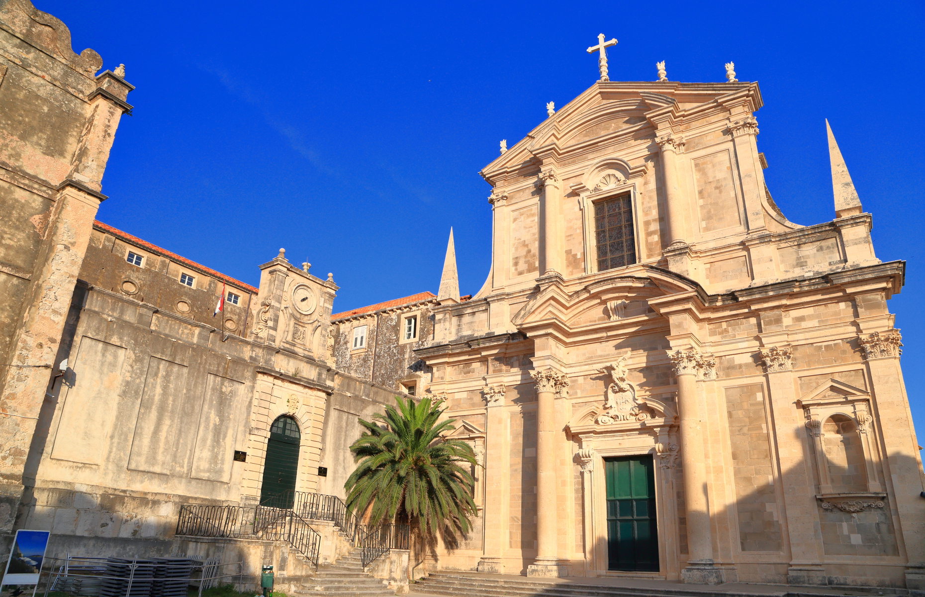Church of St. Ignatius (Image: Inu/Shutterstock)
