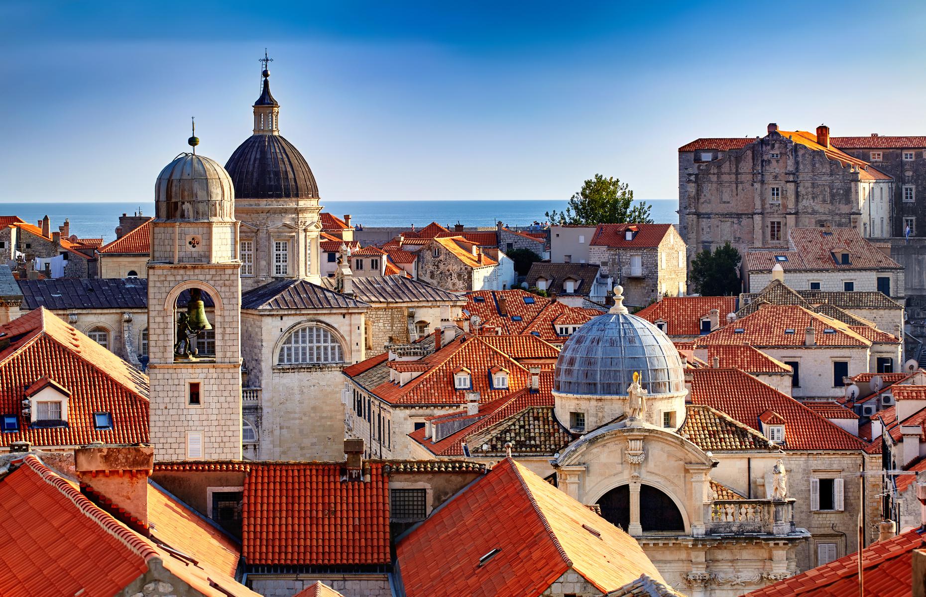 View of Dubrovnik Old Town (Image: Ihor Pasternak/Shutterstock)