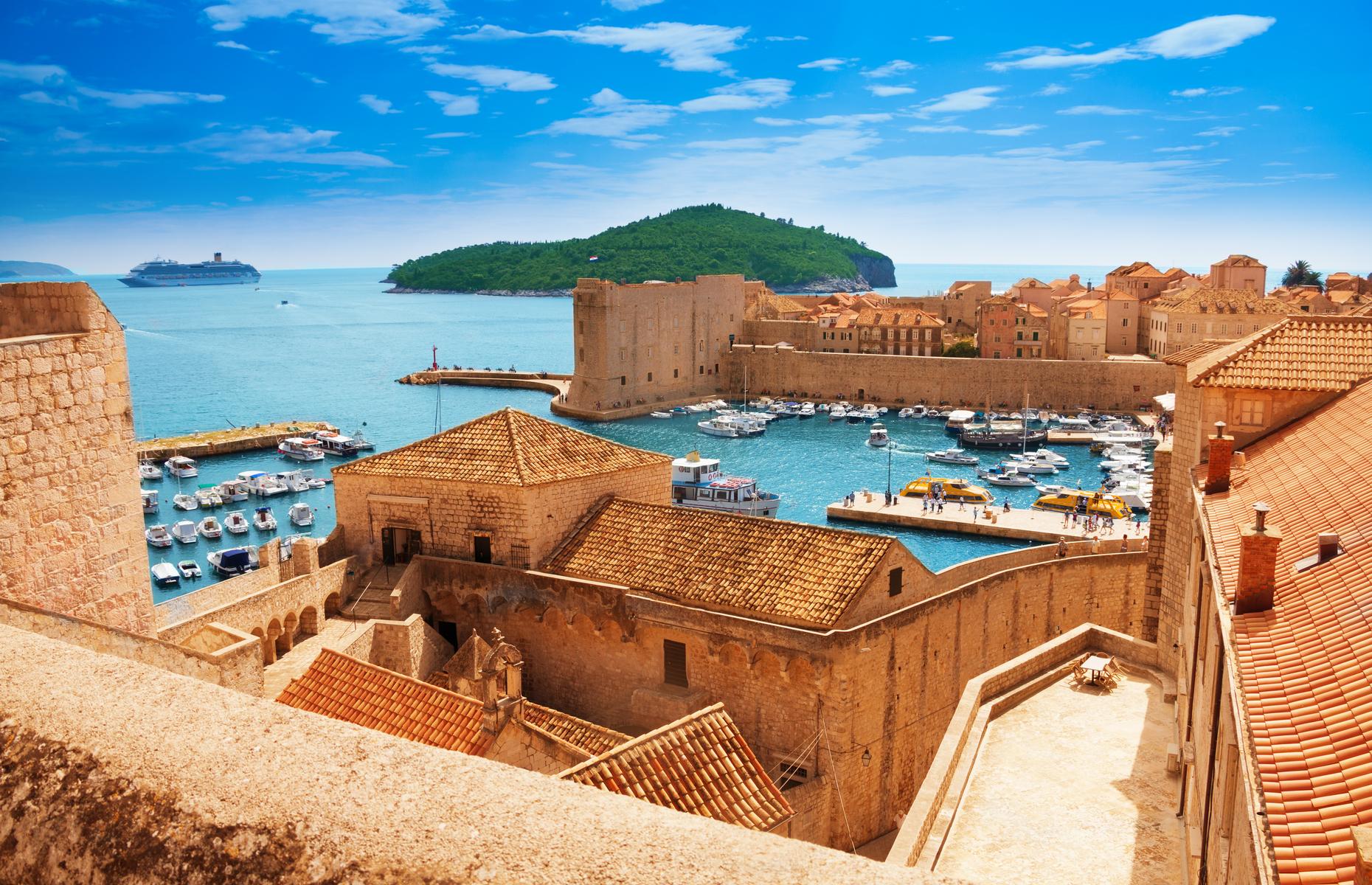 Old walls of Dubrovnik (Image: Sergey Novikov/Shutterstock)