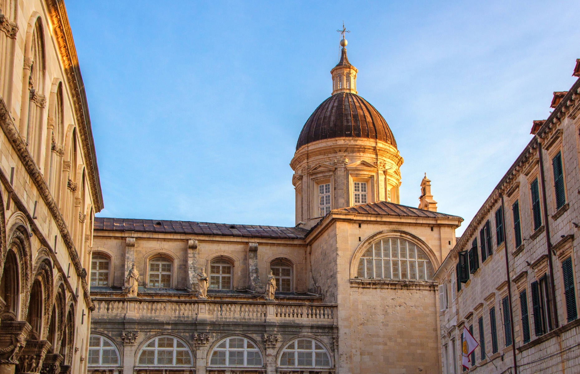 Rector's Palace in Dubrovnik (Image: Kireeva Veronika/Shutterstock)
