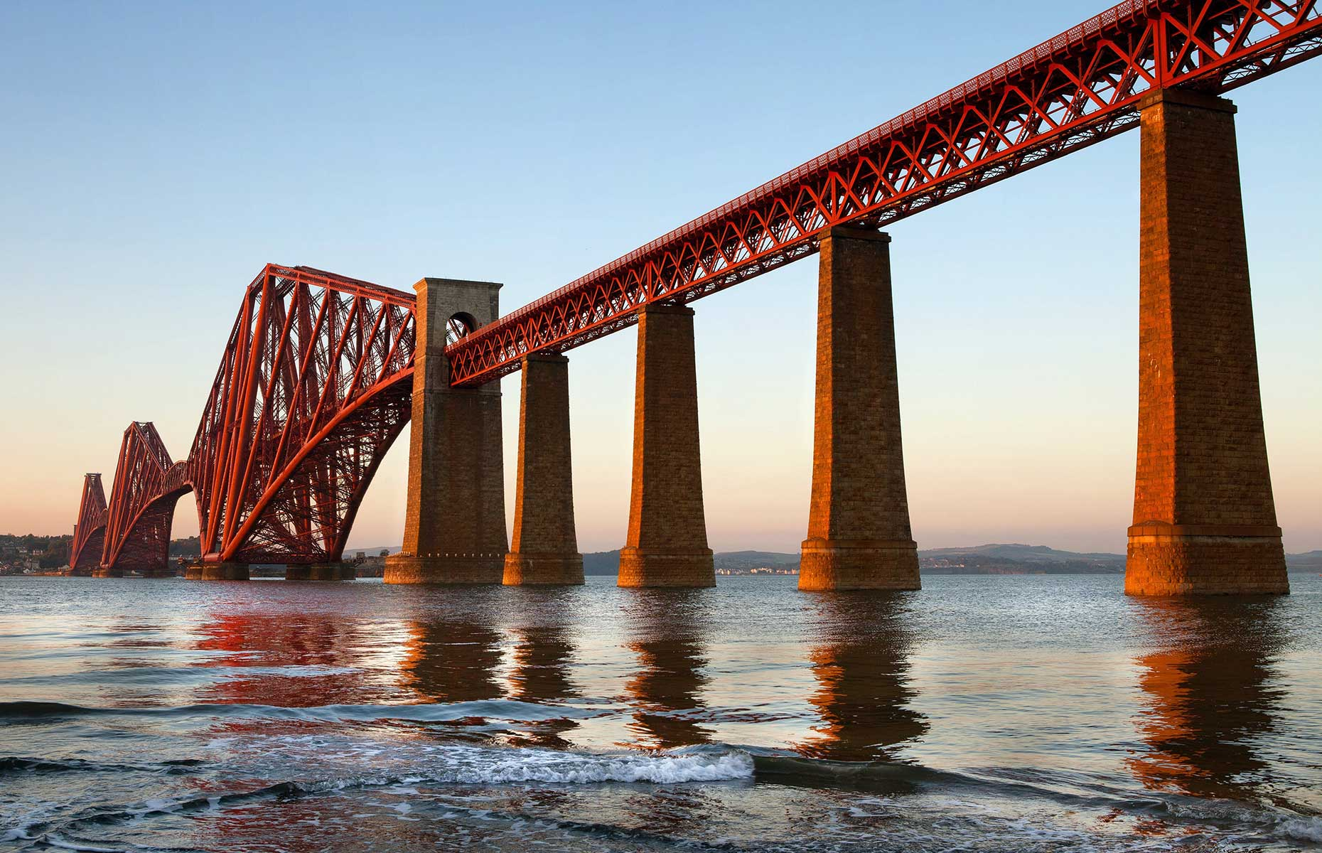 The Forth Bridge  (Image: Claire Fraser Photography/Shutterstock)