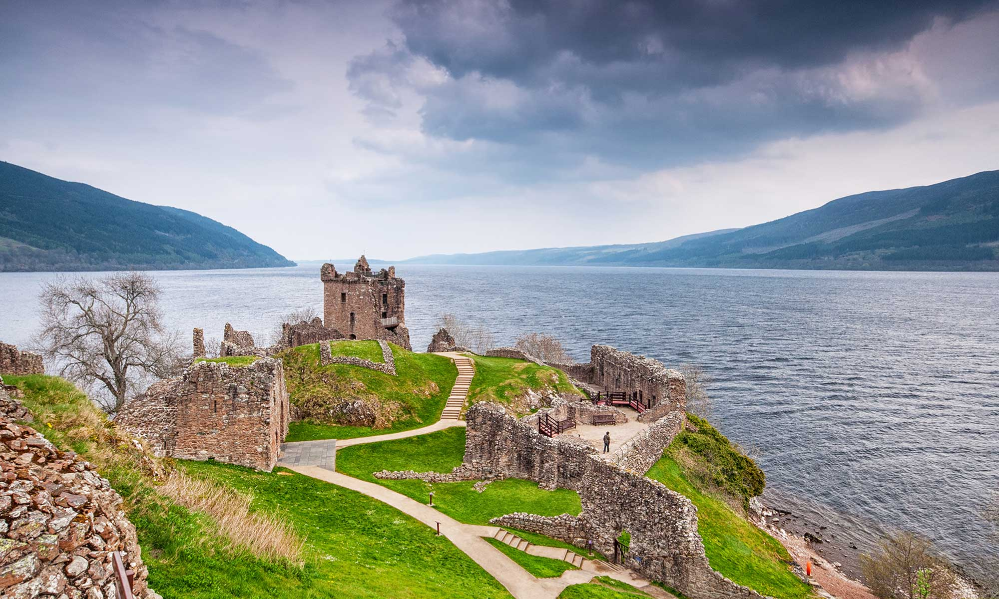 Loch Ness (Image: Botond Horvath/Shutterstock)
