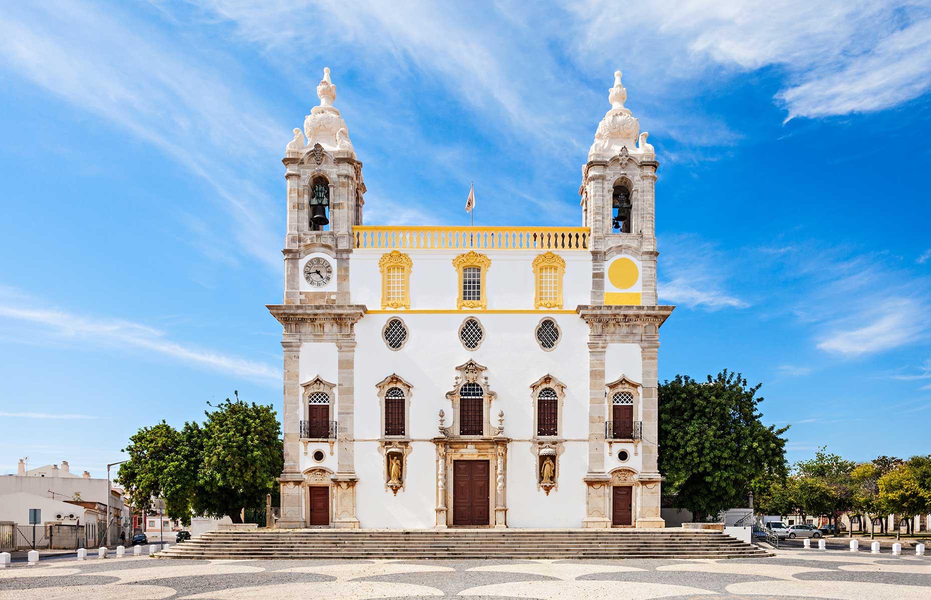 nossa Senhora do Carmo church (Image: saiko3p/Shutterstock)