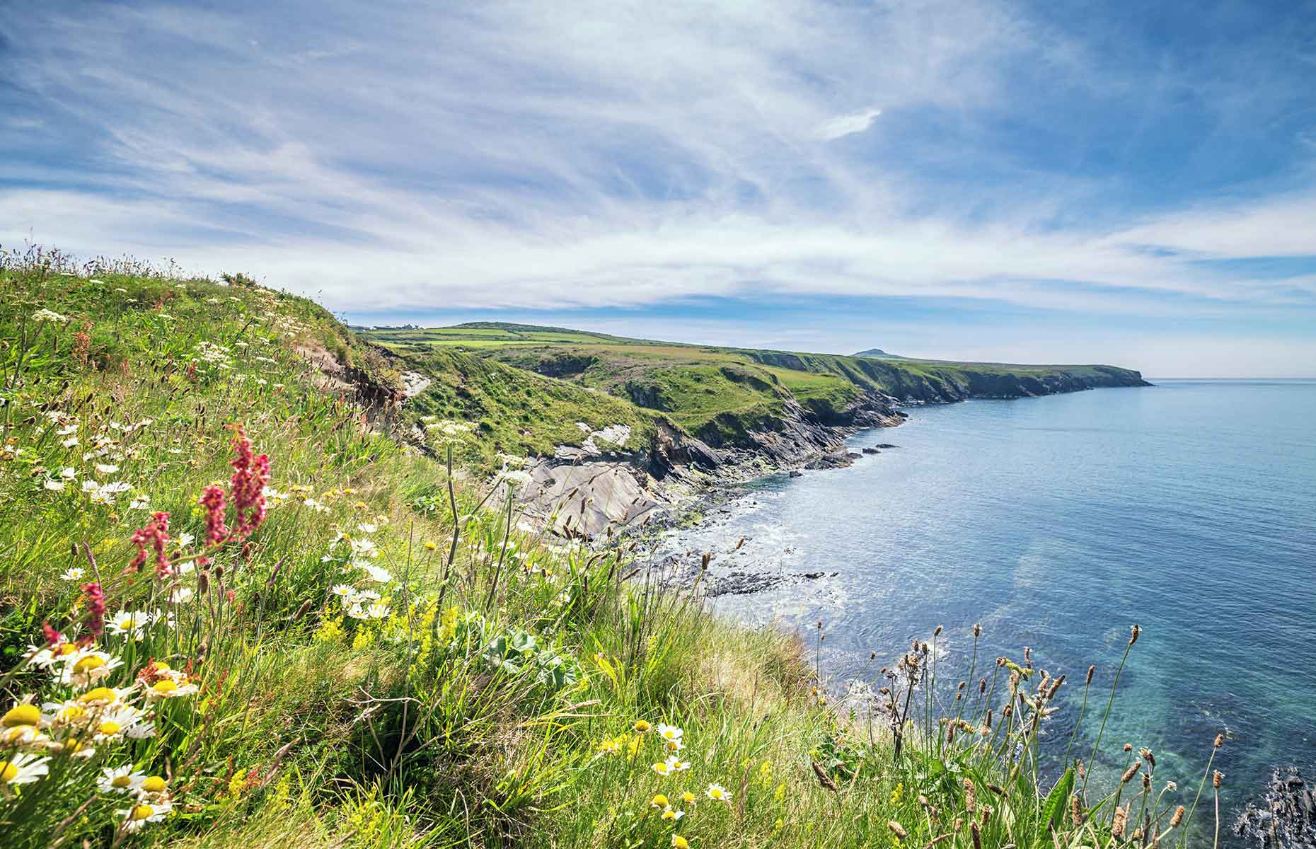 Permbrokeshire Wales, Welsh Coast Path