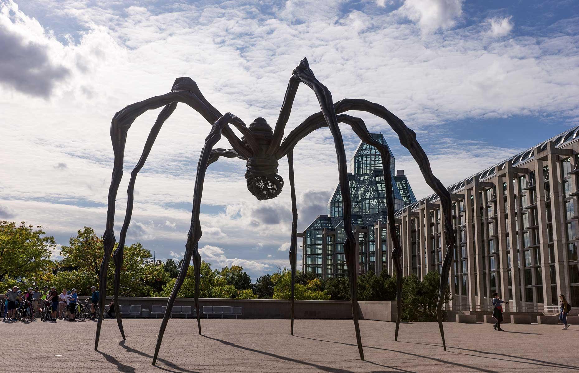 National Gallery of Canada, Ottawa-Ontario (Image: kelifamily/Shutterstock)